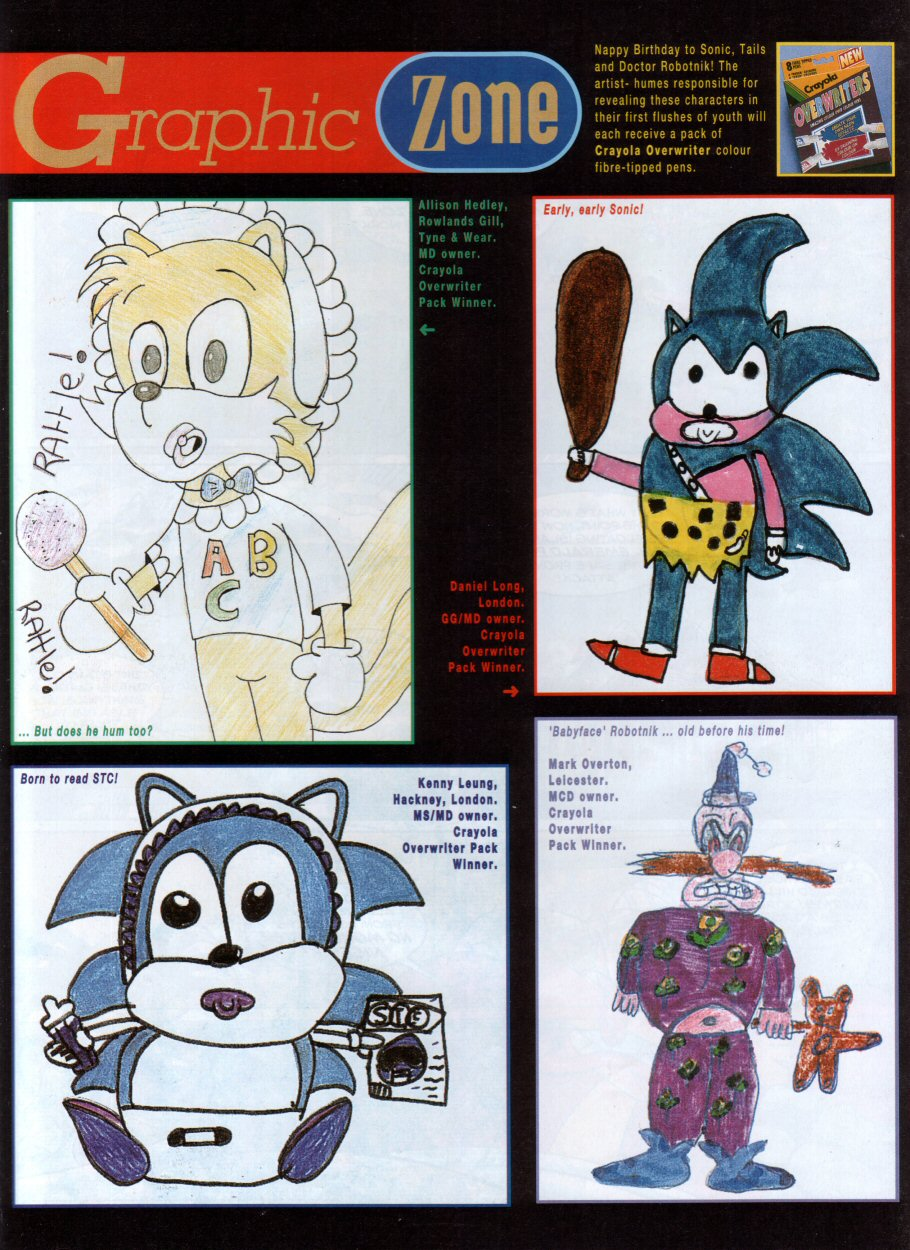 Read online Sonic the Comic comic -  Issue #53 - 10