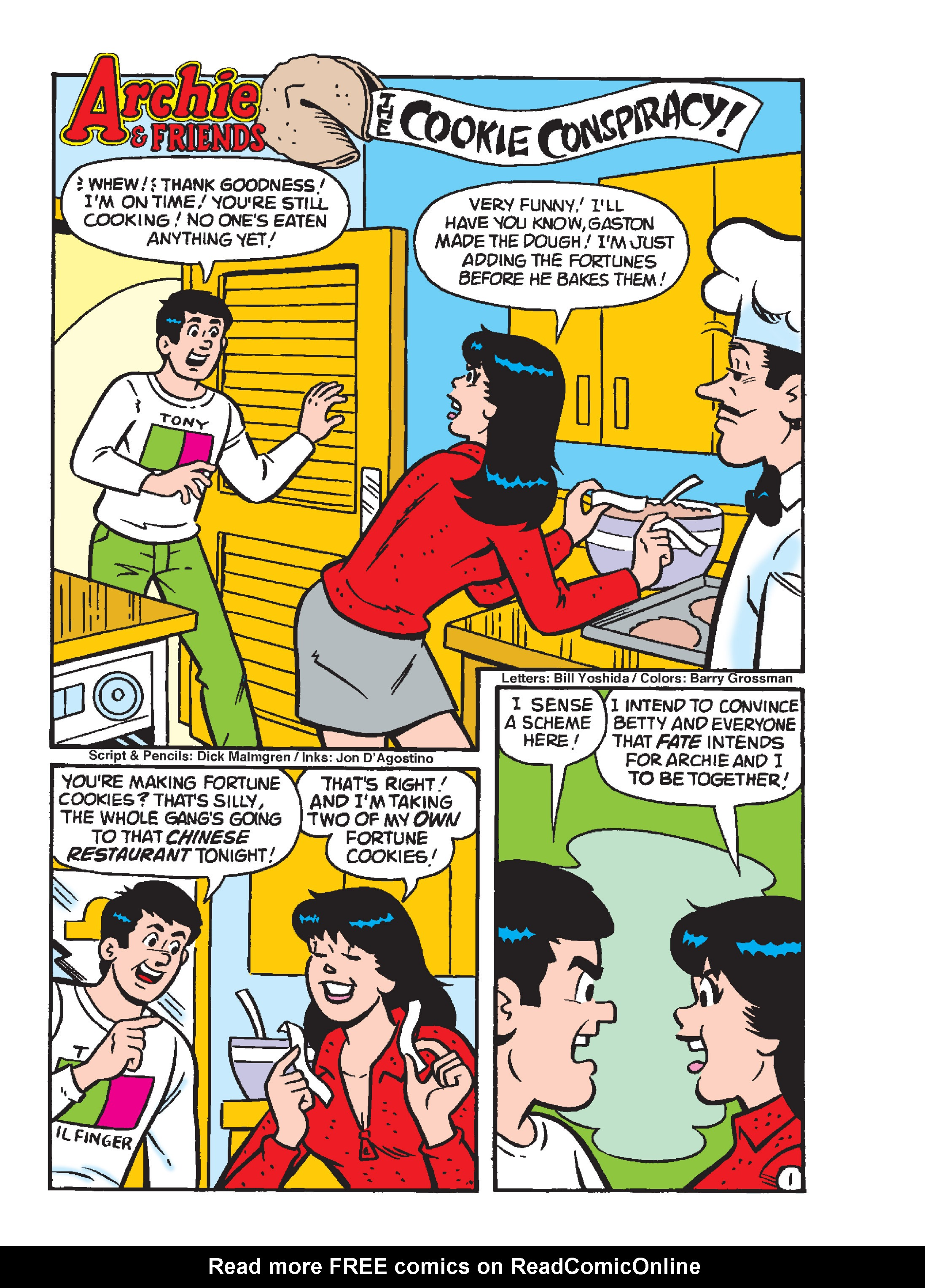 Read online Archie 1000 Page Comics Blowout! comic -  Issue # TPB (Part 2) - 137