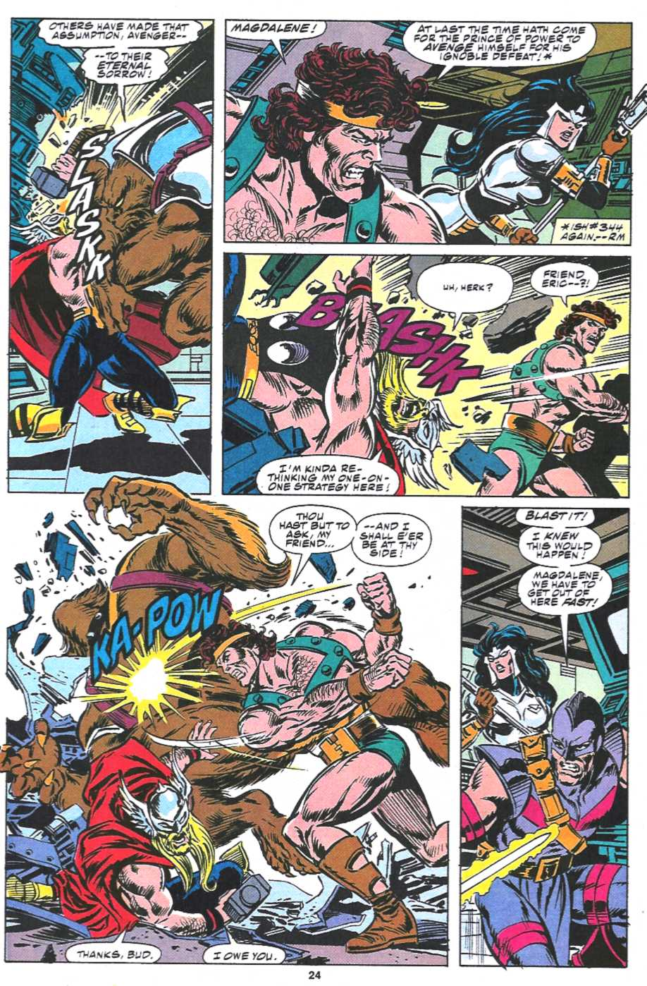 The Avengers (1963) 355 Page 17