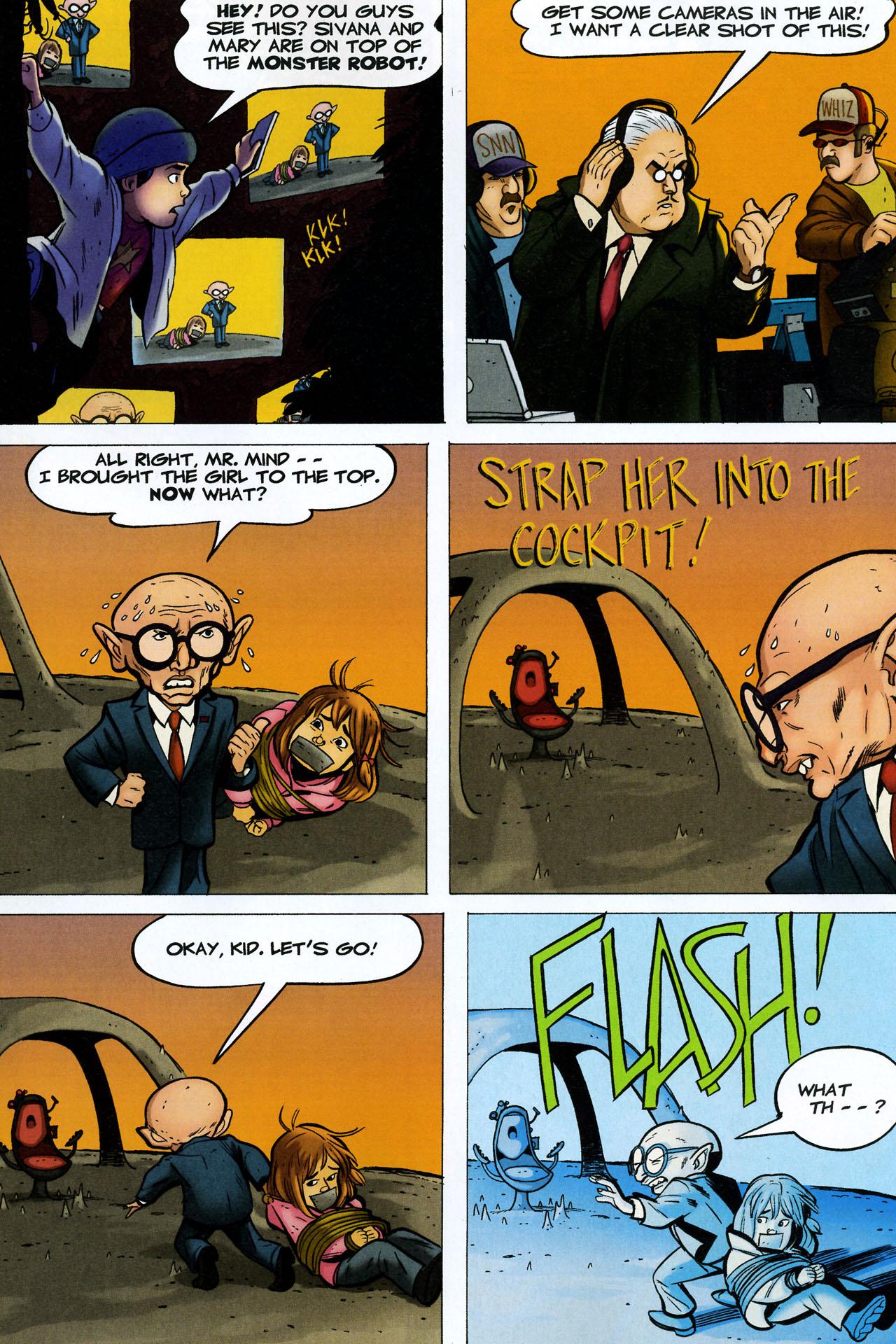 Read online Shazam!: The Monster Society of Evil comic -  Issue #4 - 23