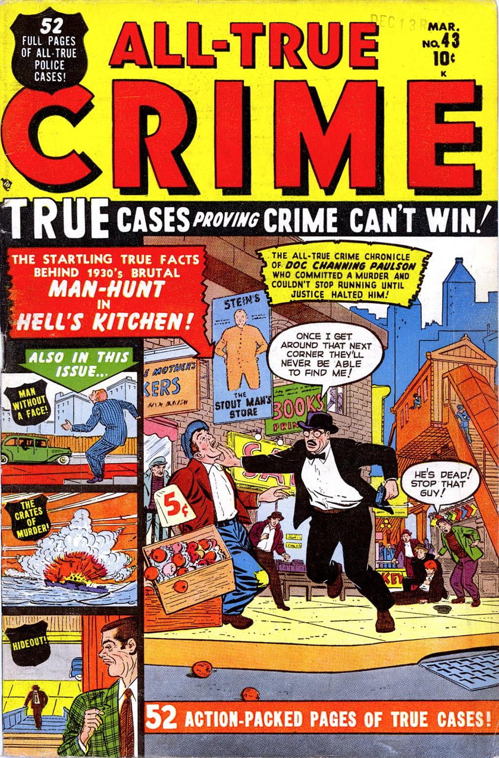 All-True Crime 43 Page 1