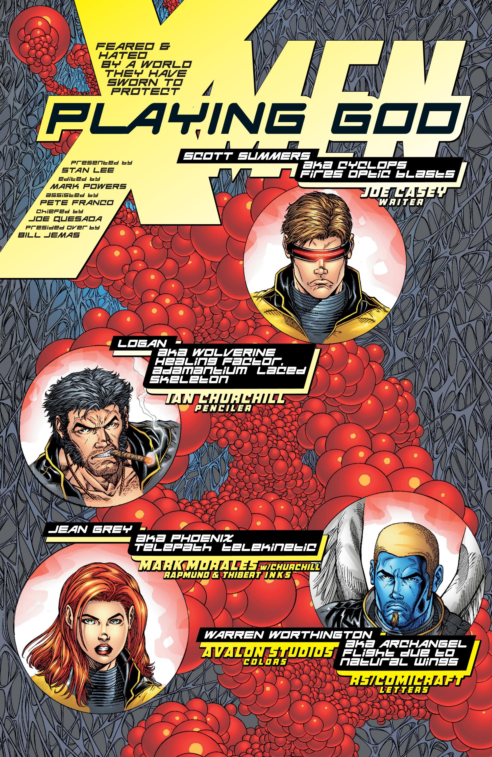 Read online Uncanny X-Men (1963) comic -  Issue #394 - 4
