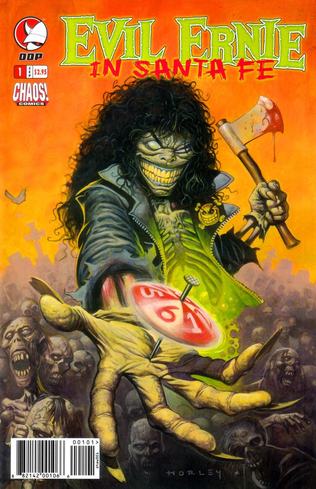Read online Evil Ernie in Santa Fe comic -  Issue #1 - 1