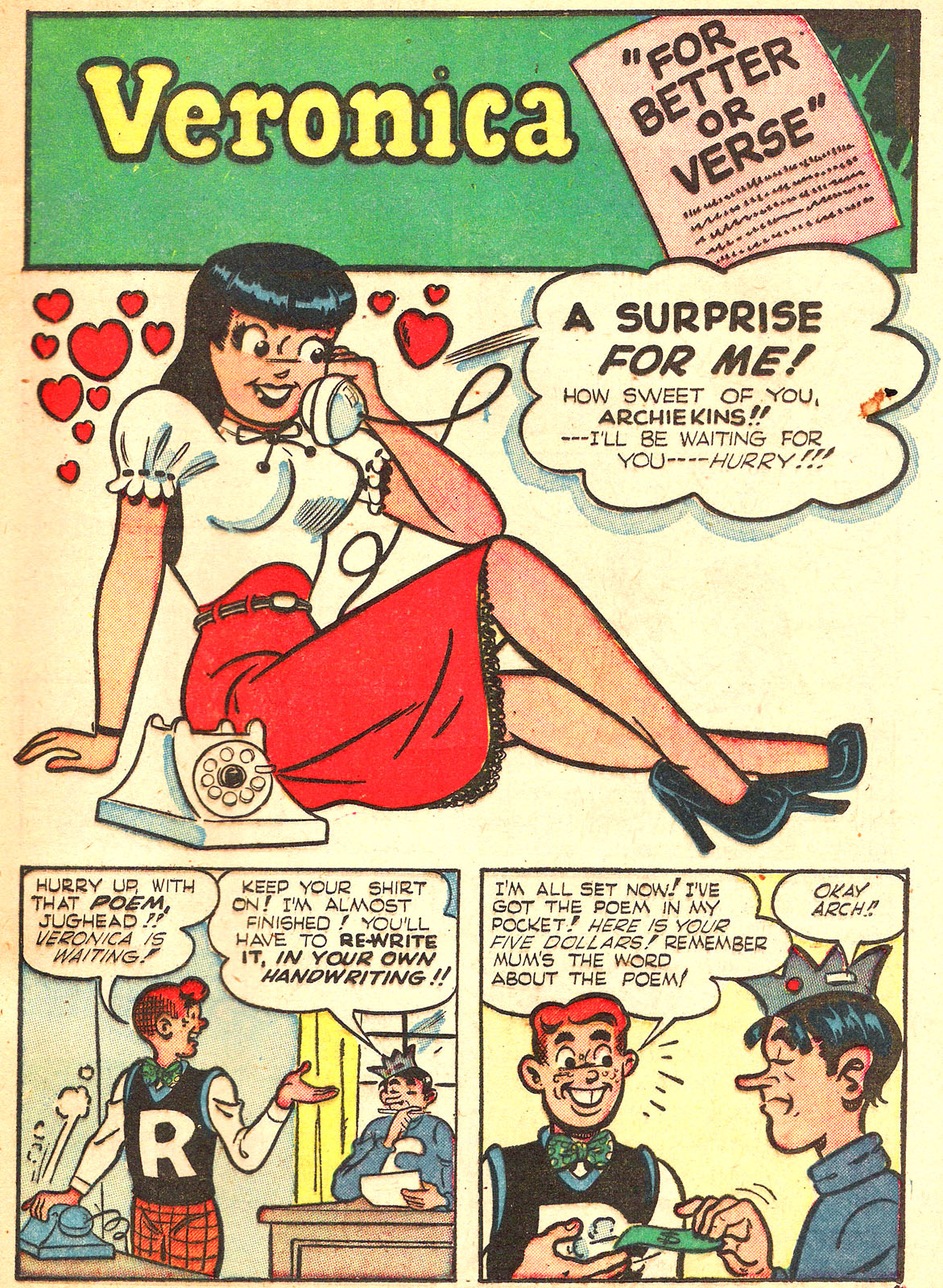 Read online Archie's Girls Betty and Veronica comic -  Issue #Archie's Girls Betty and Veronica Annual 1 - 39