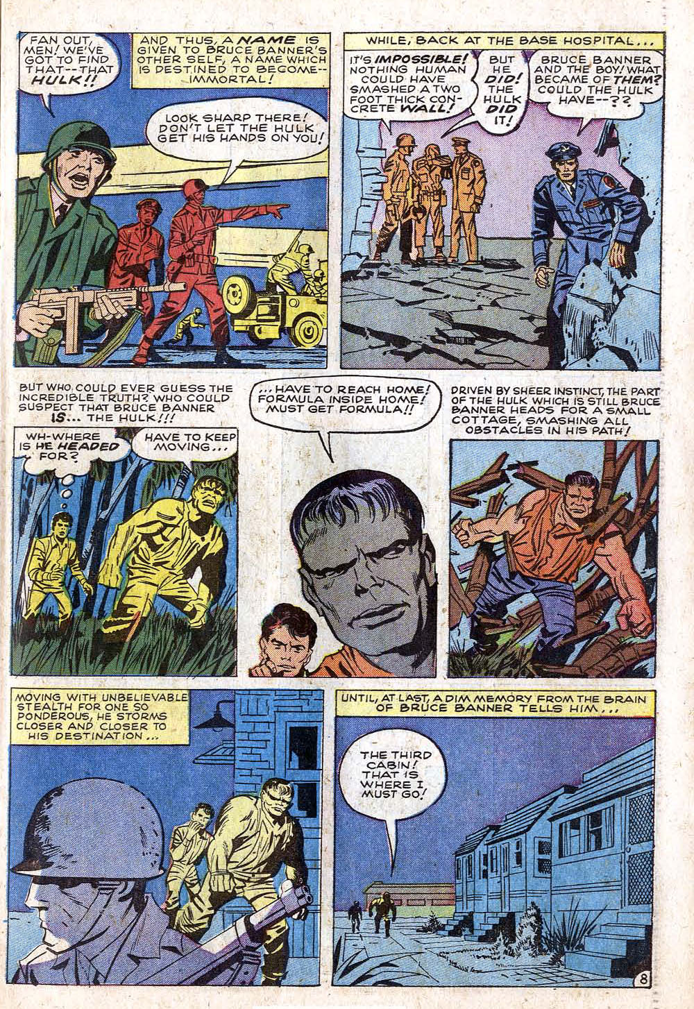 The Incredible Hulk (1962) issue 1 - Page 11
