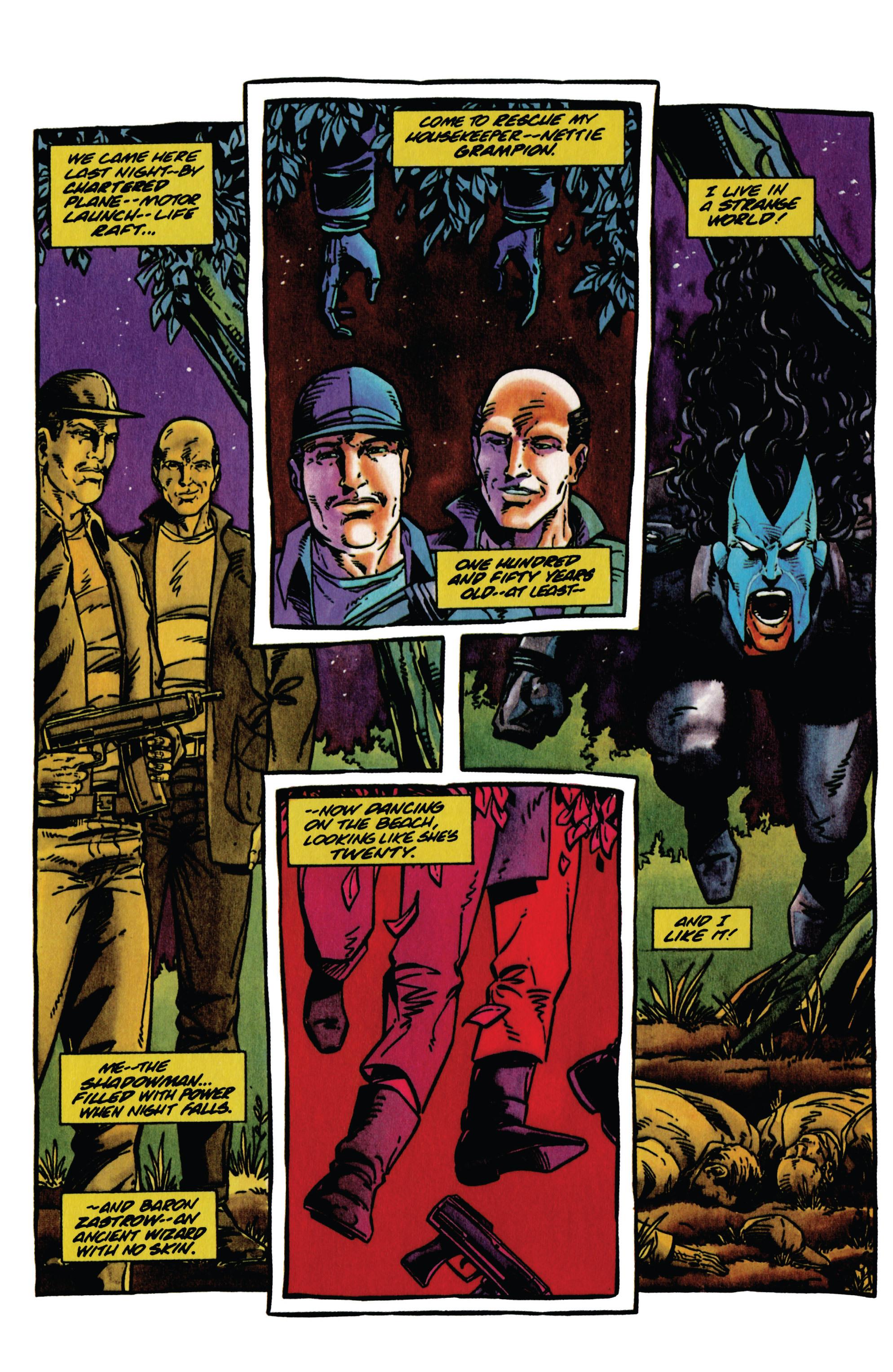 Read online Shadowman (1992) comic -  Issue #34 - 6
