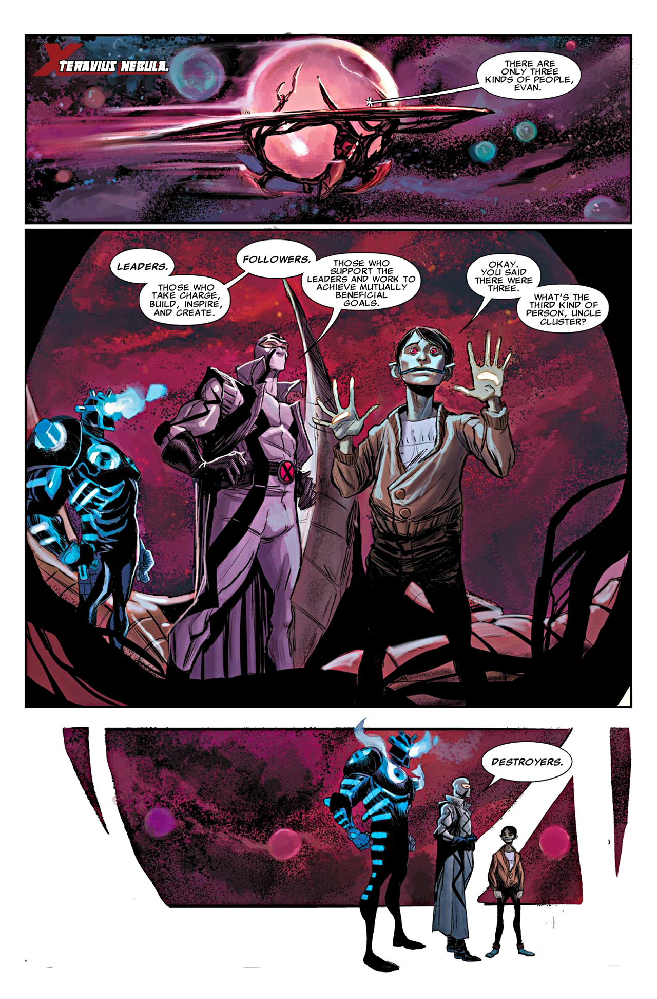 Read online Uncanny X-Force (2010) comic -  Issue #19 - 3