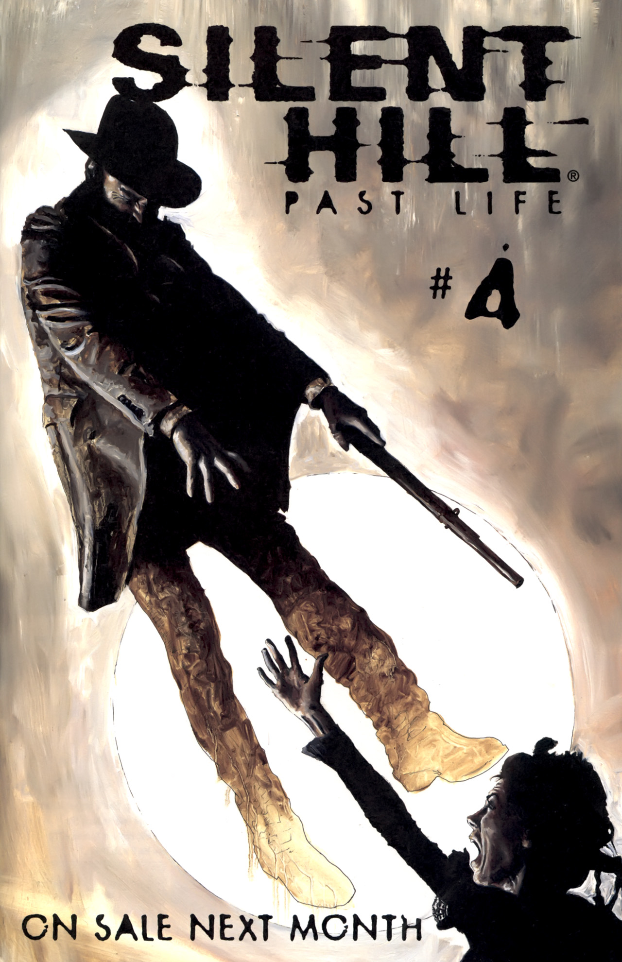 Read online Silent Hill: Past Life comic -  Issue #3 - 21