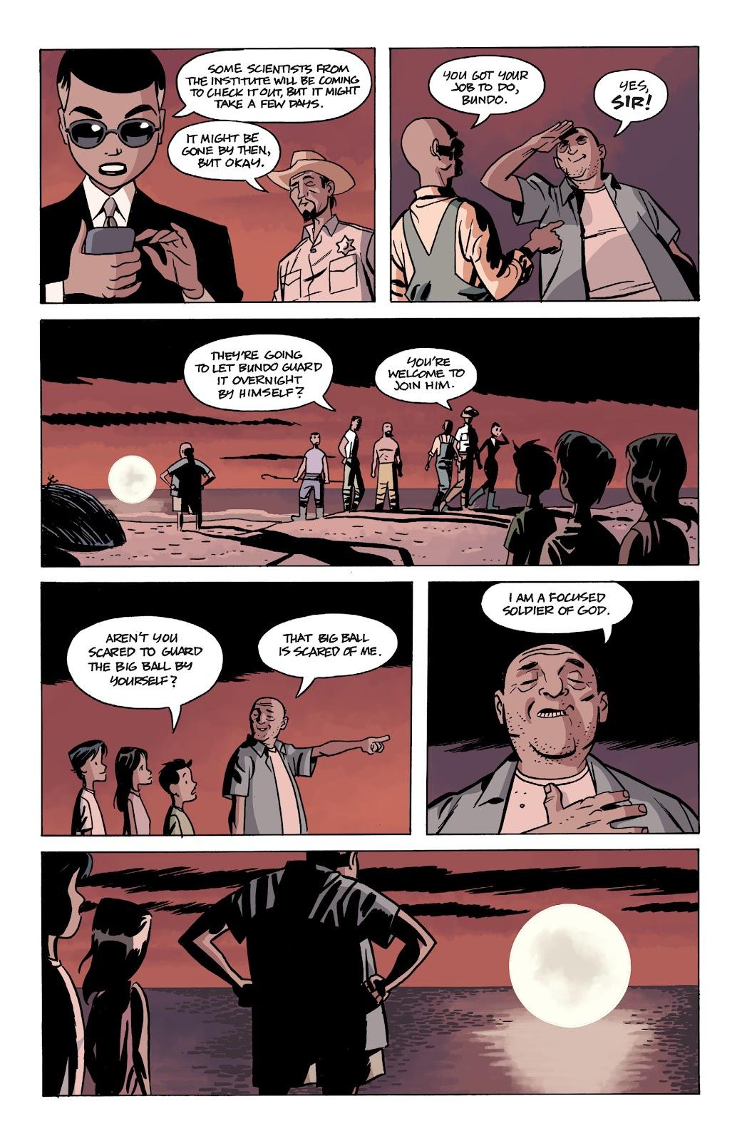 Read online The Twilight Children comic -  Issue #1 - 11