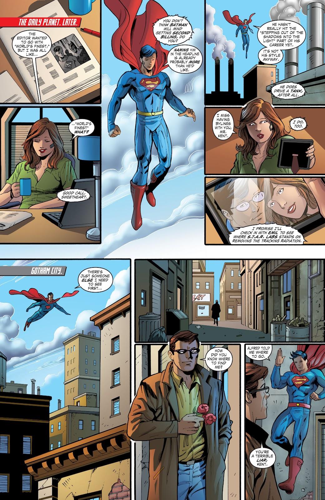 Read online Smallville Season 11 [II] comic -  Issue # TPB 2 - 127