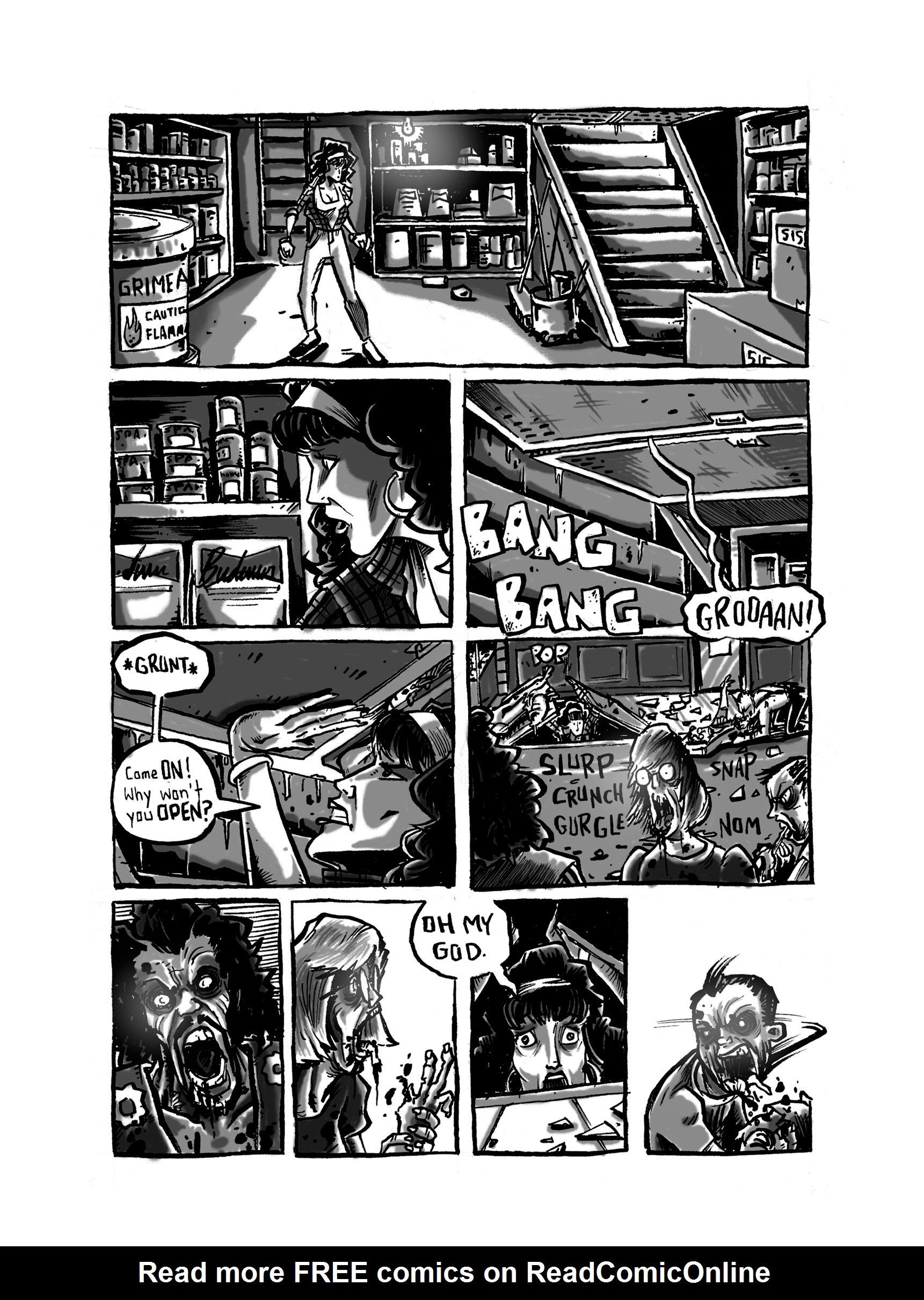 Read online FUBAR comic -  Issue #3 - 356