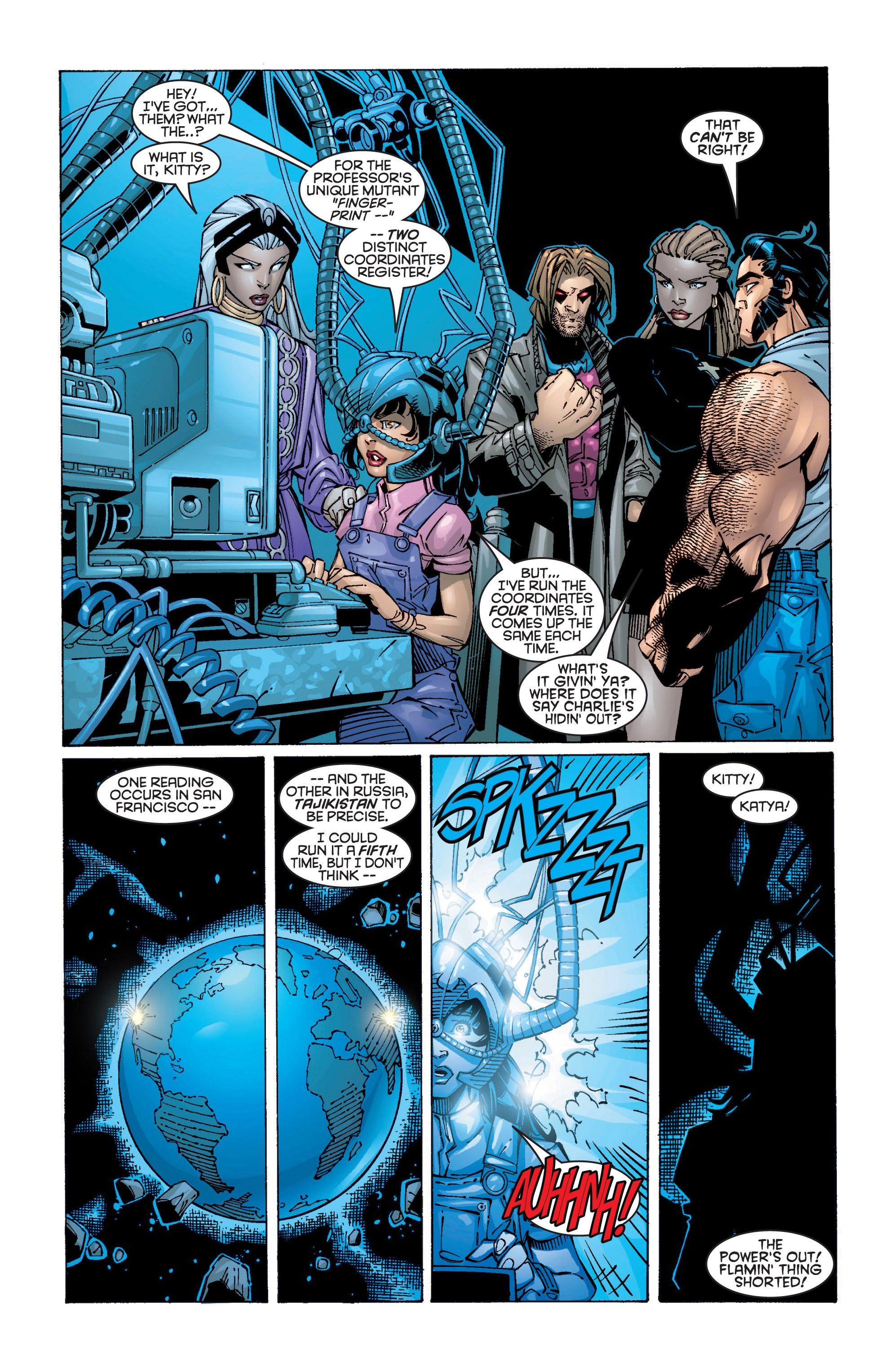 Read online Uncanny X-Men (1963) comic -  Issue #362 - 21