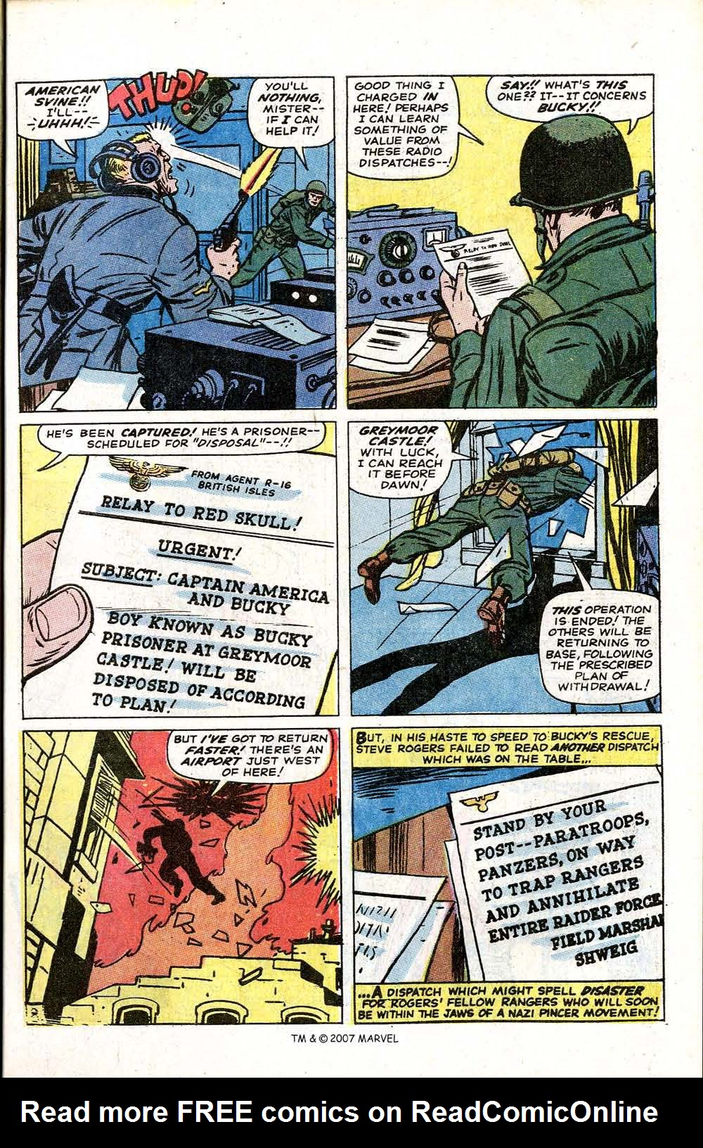 Read online Captain America (1968) comic -  Issue # _Annual 1 - 25