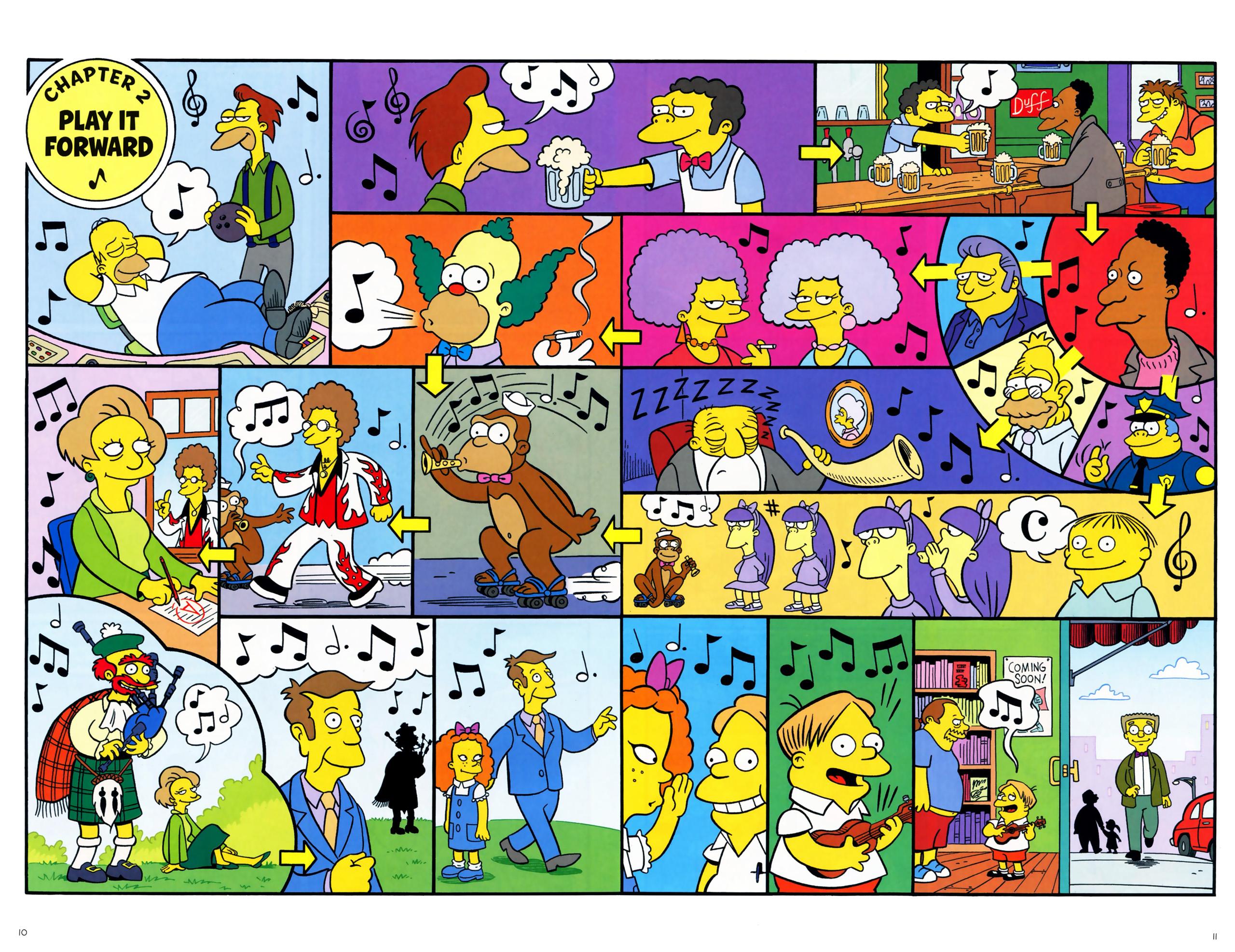 Read online Simpsons Comics comic -  Issue #170 - 9