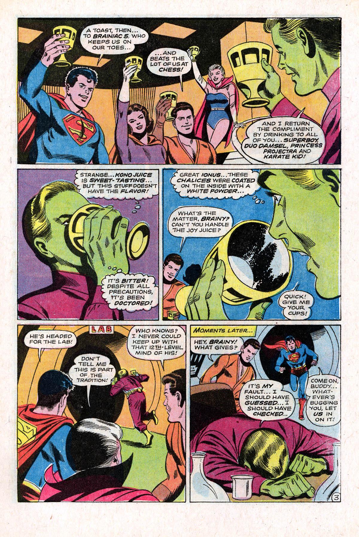 Read online Adventure Comics (1938) comic -  Issue #378 - 5