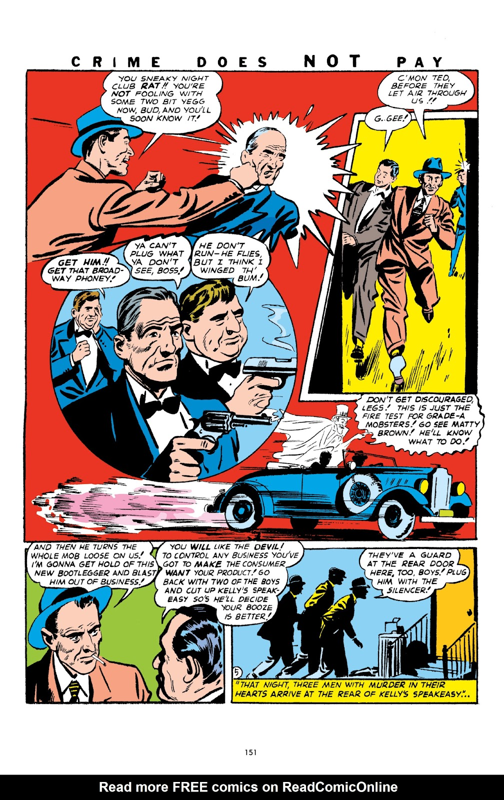 Read online Crime Does Not Pay Archives comic -  Issue # TPB 1 (Part 2) - 54