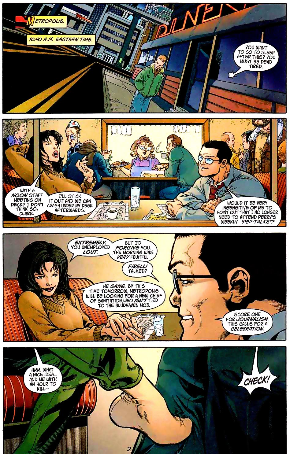 Action Comics (1938) 801 Page 2