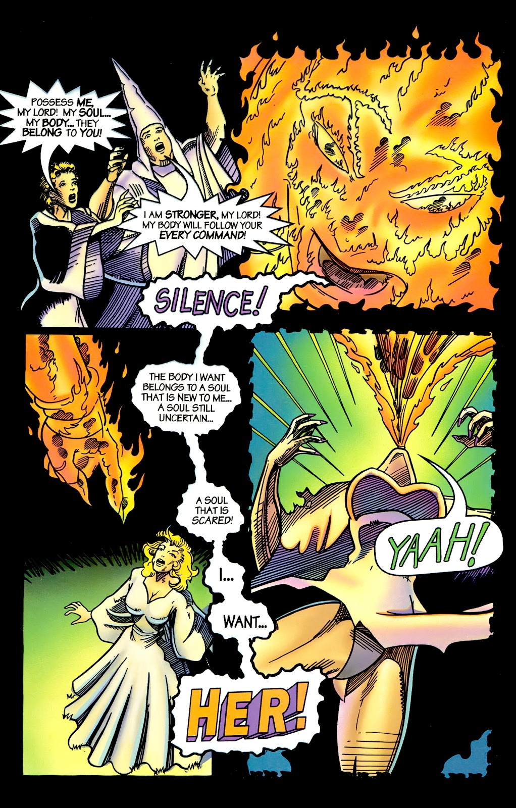 Read online Perg comic -  Issue #4 - 15