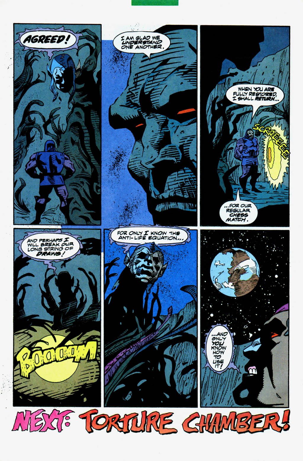 Eclipso Issue #4 #5 - English 23