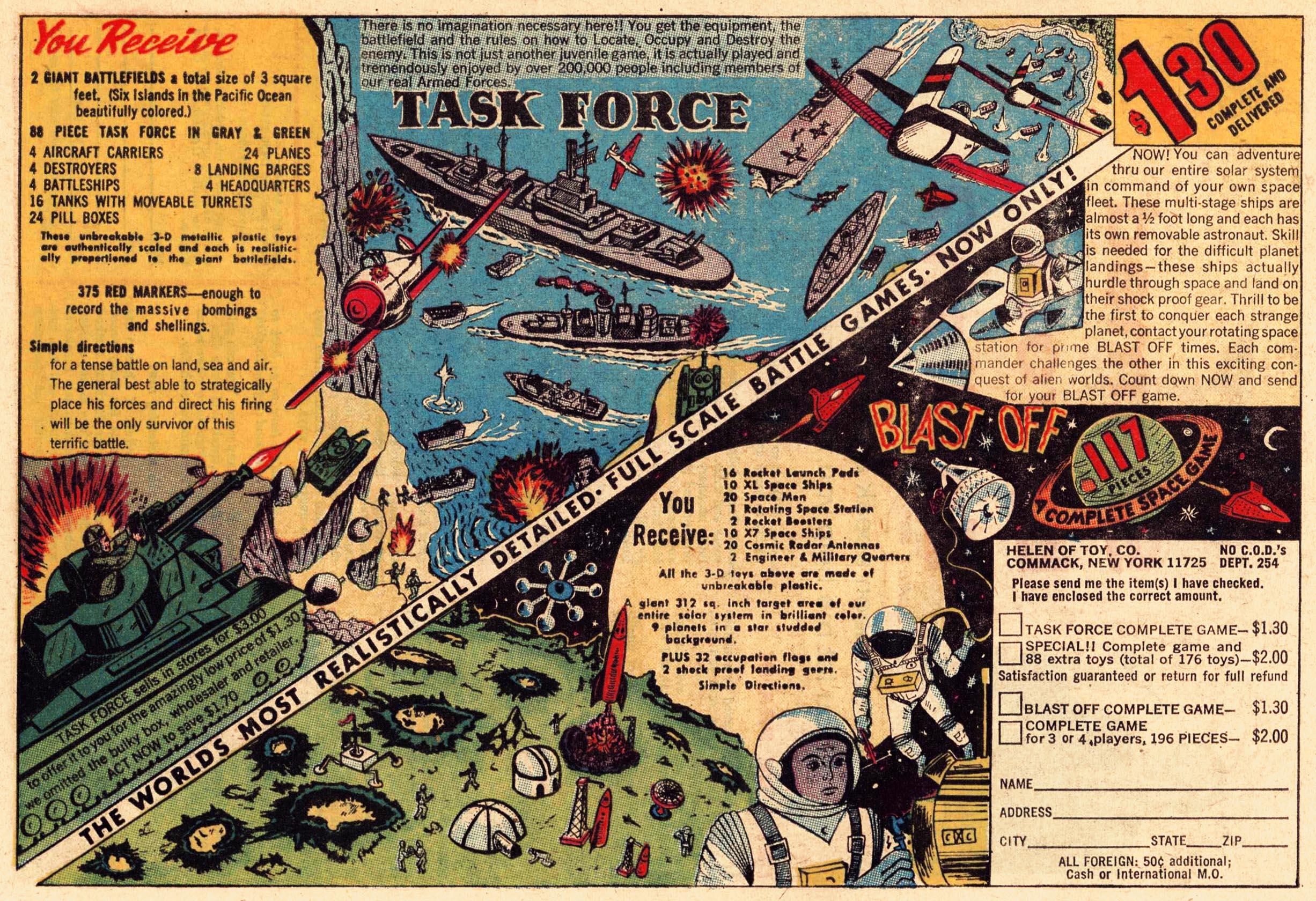 Read online Secret Six (1968) comic -  Issue #1 - 33
