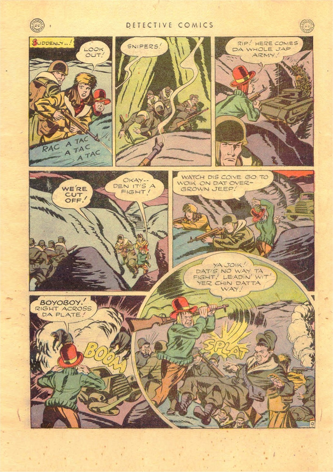 Read online Detective Comics (1937) comic -  Issue #92 - 47
