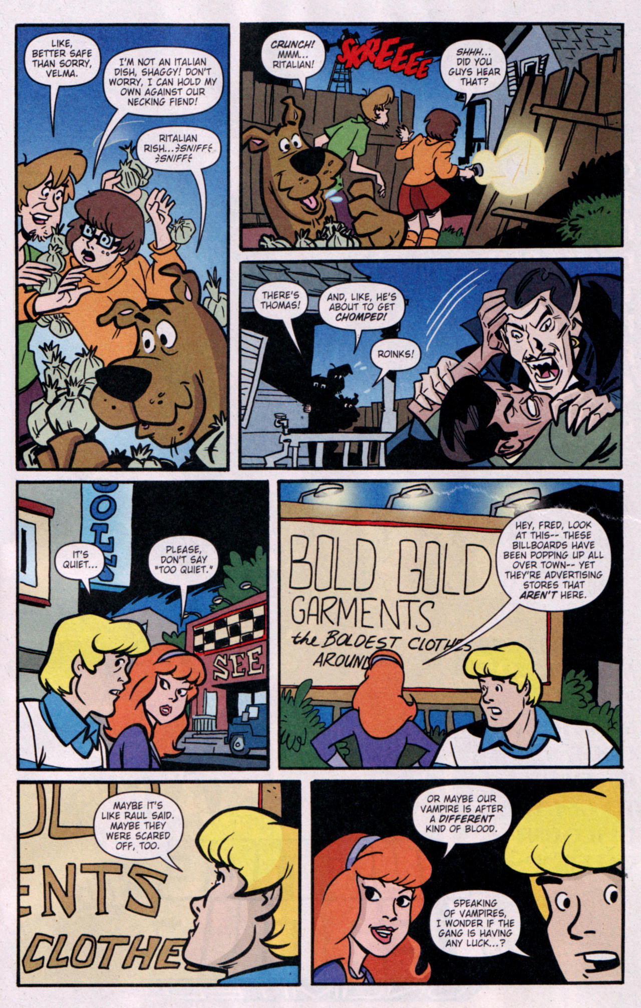 Read online Scooby-Doo (1997) comic -  Issue #119 - 18