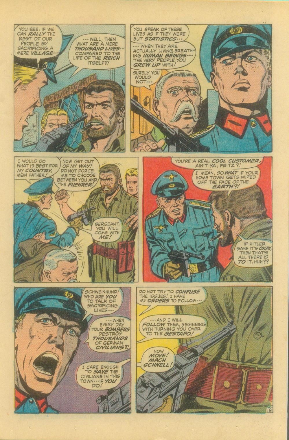 Read online Sgt. Fury comic -  Issue #94 - 13