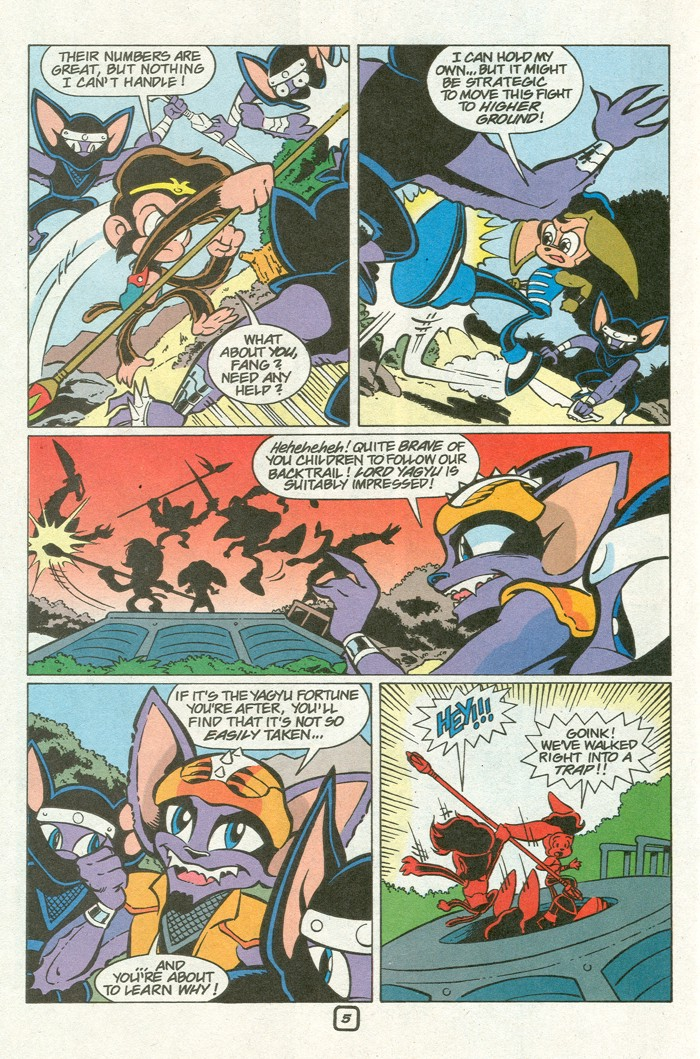Read online Sonic Super Special comic -  Issue #8 - Giant special - 28
