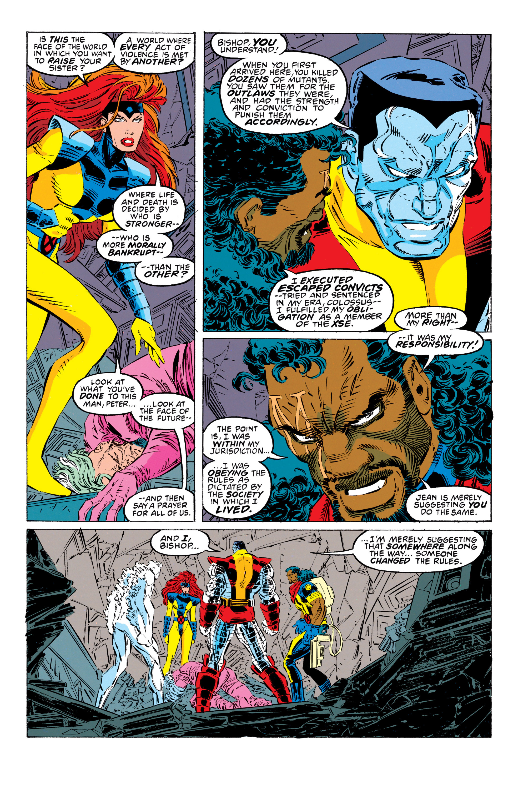 Read online Uncanny X-Men (1963) comic -  Issue #302 - 18