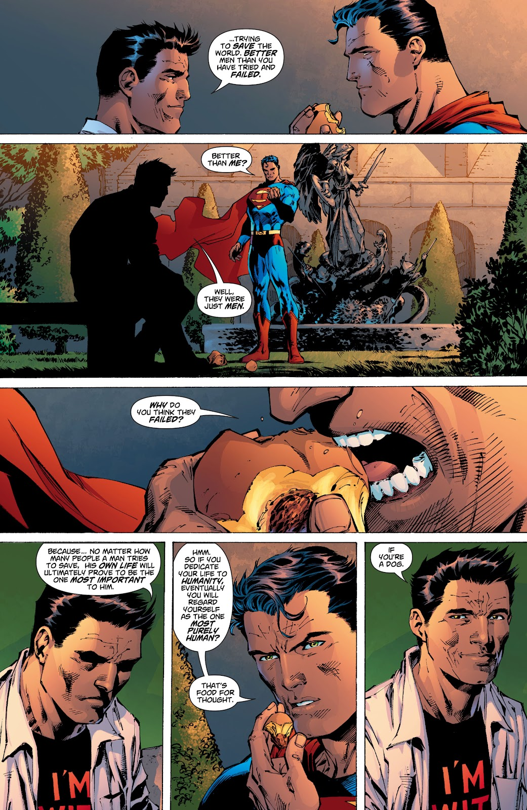 Read online Superman: For Tomorrow comic -  Issue # TPB (Part 1) - 45