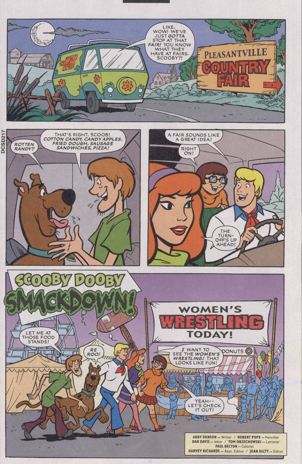 Read online Scooby-Doo (1997) comic -  Issue #73 - 27
