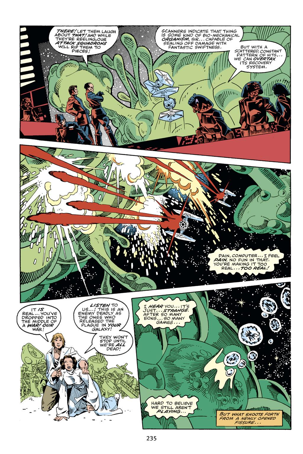 Read online Star Wars Omnibus comic -  Issue # Vol. 14 - 233
