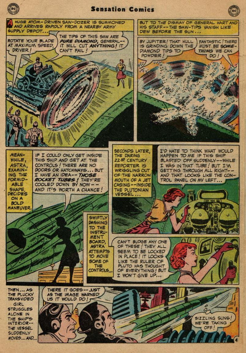 Read online Sensation (Mystery) Comics comic -  Issue #100 - 33