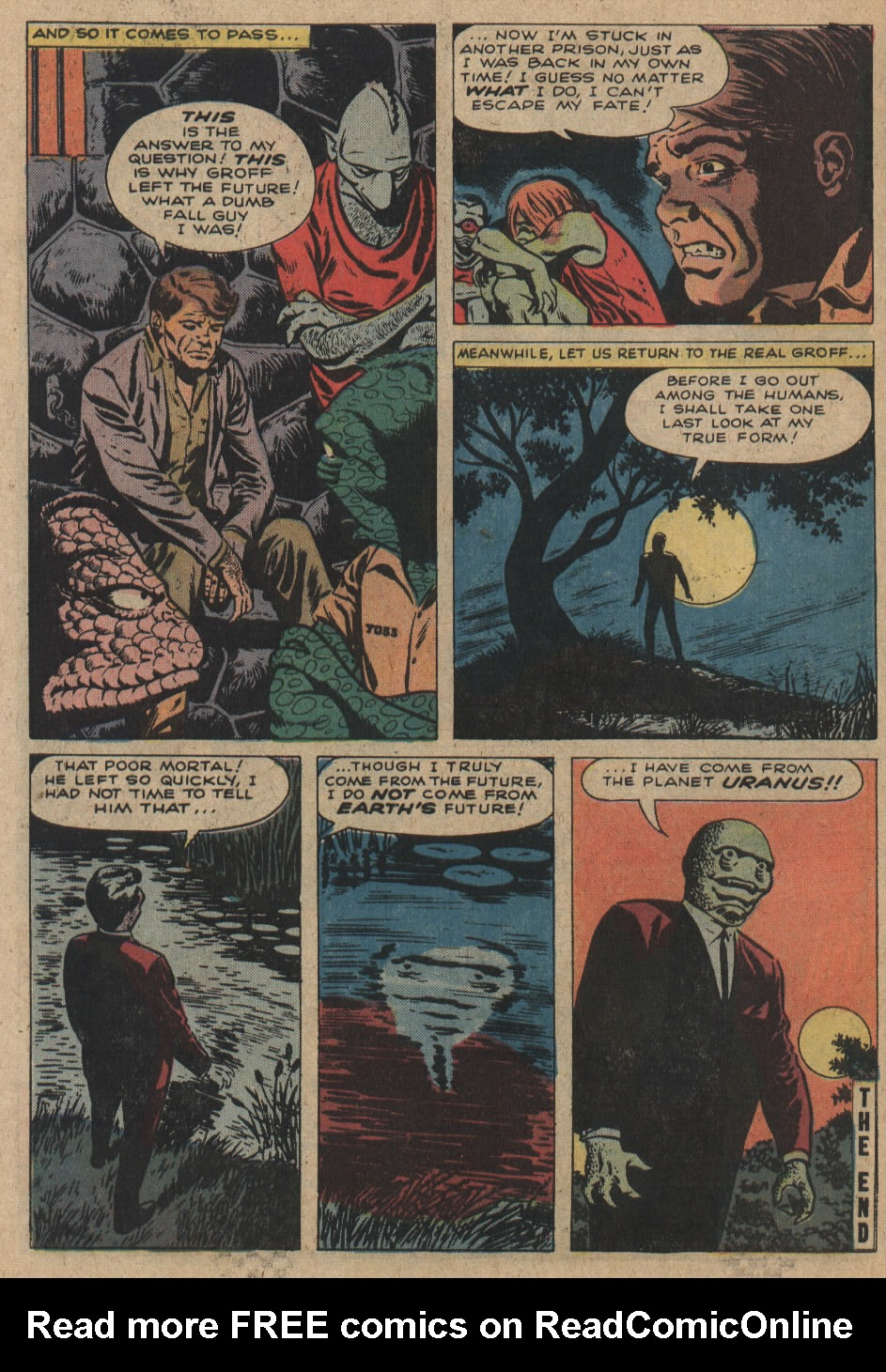 Supernatural Thrillers issue 7 - Page 21