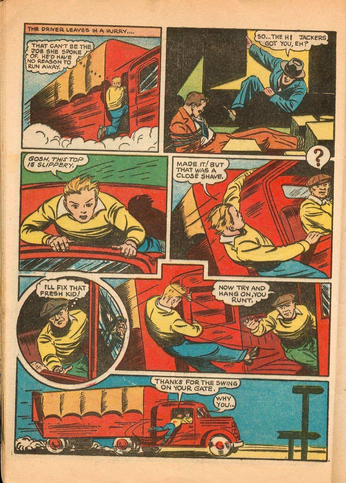 Read online Shadow Comics comic -  Issue #11 - 52