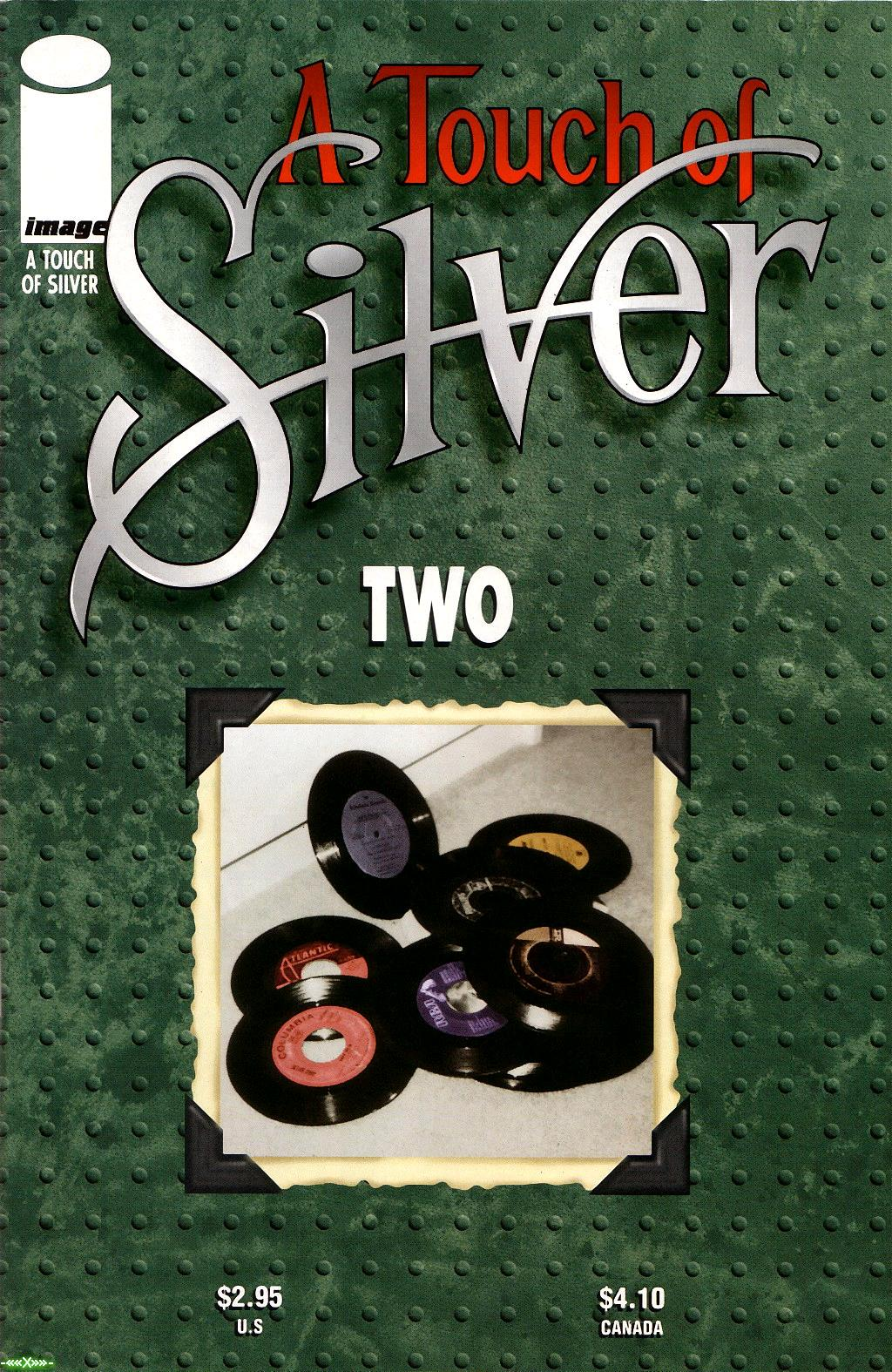 Read online A Touch of Silver comic -  Issue #2 - 1