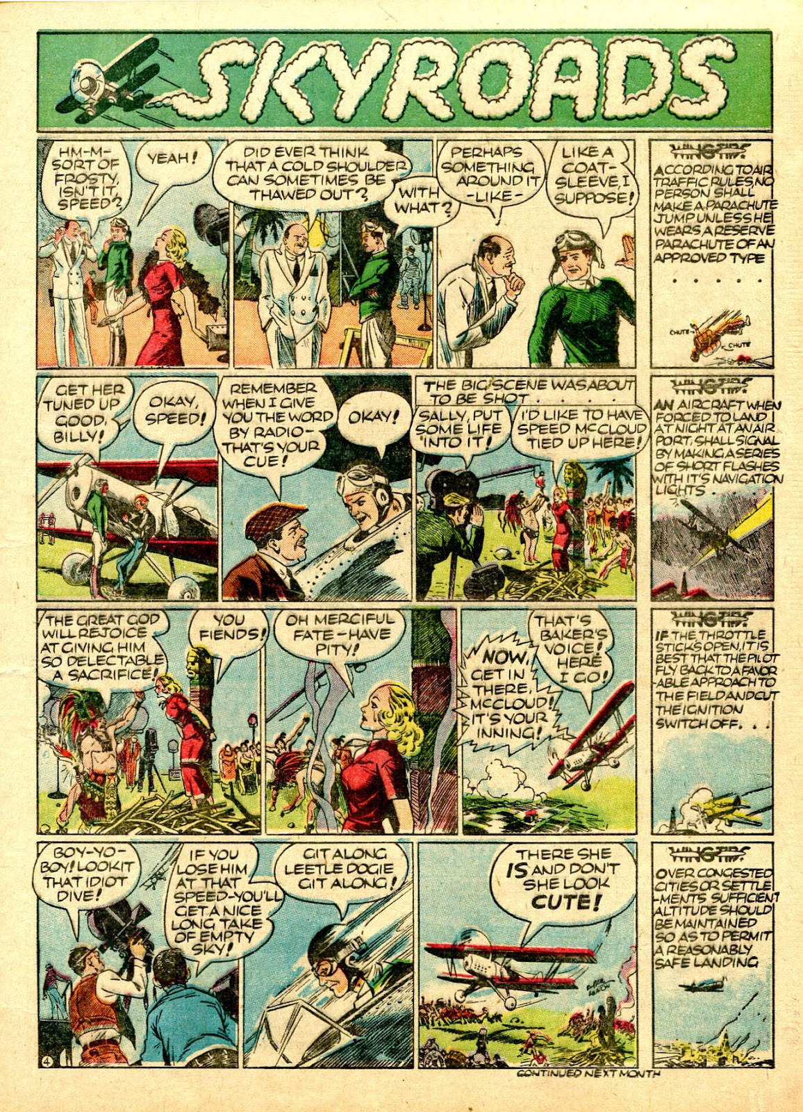 Read online Famous Funnies comic -  Issue #63 - 14