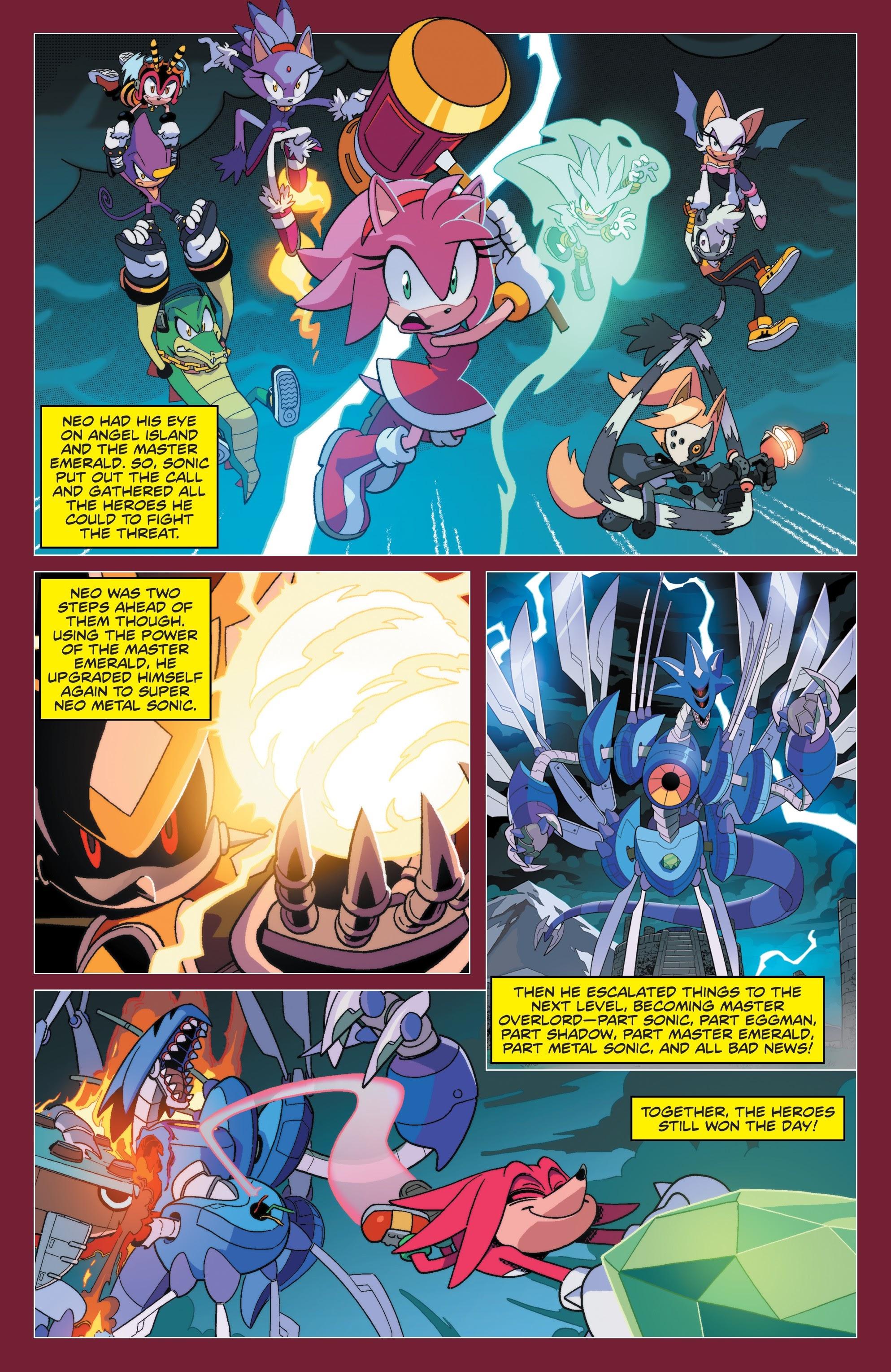 Sonic The Hedgehog Tangle Whisper 0 Read Sonic The Hedgehog Tangle Whisper Issue 0 Page 13