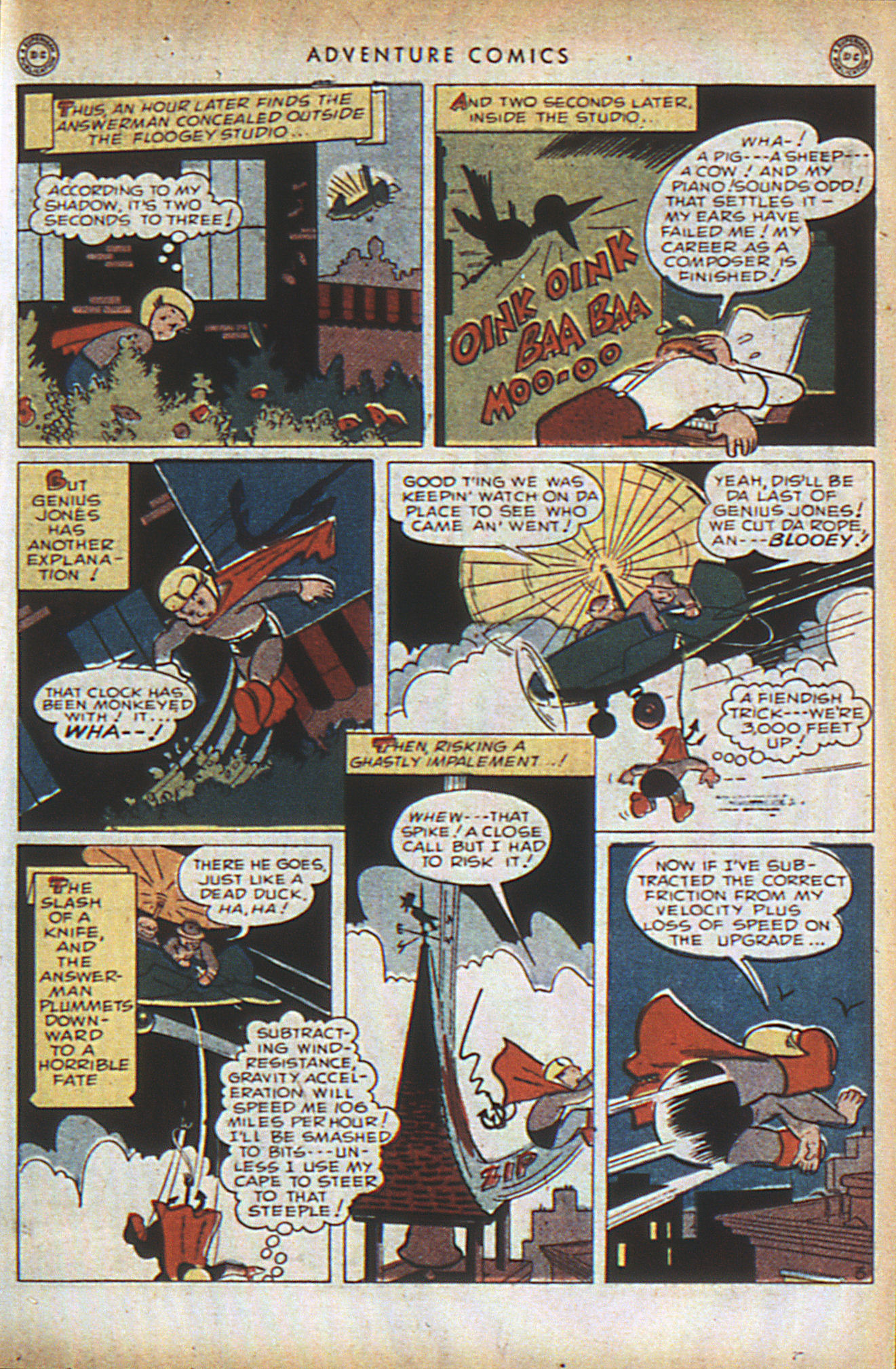 Read online Adventure Comics (1938) comic -  Issue #96 - 28