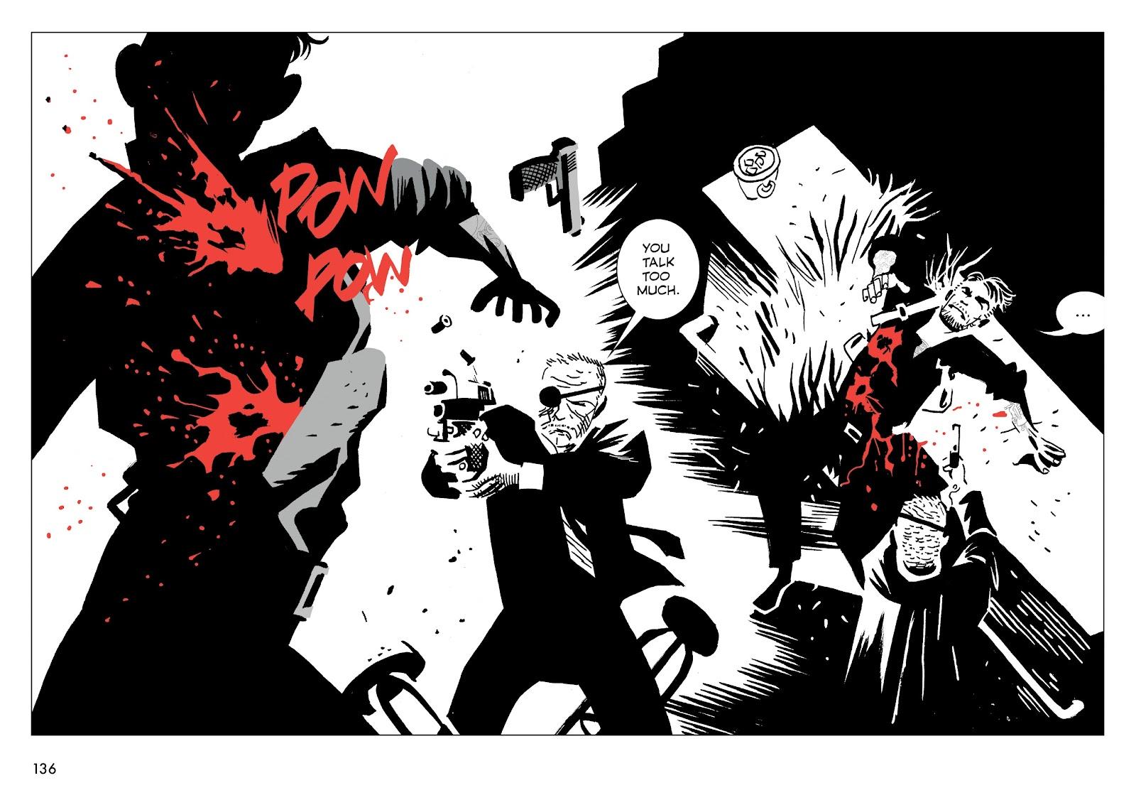 Read online Polar comic -  Issue # TPB The Kaiser Falls (Part 2) - 38