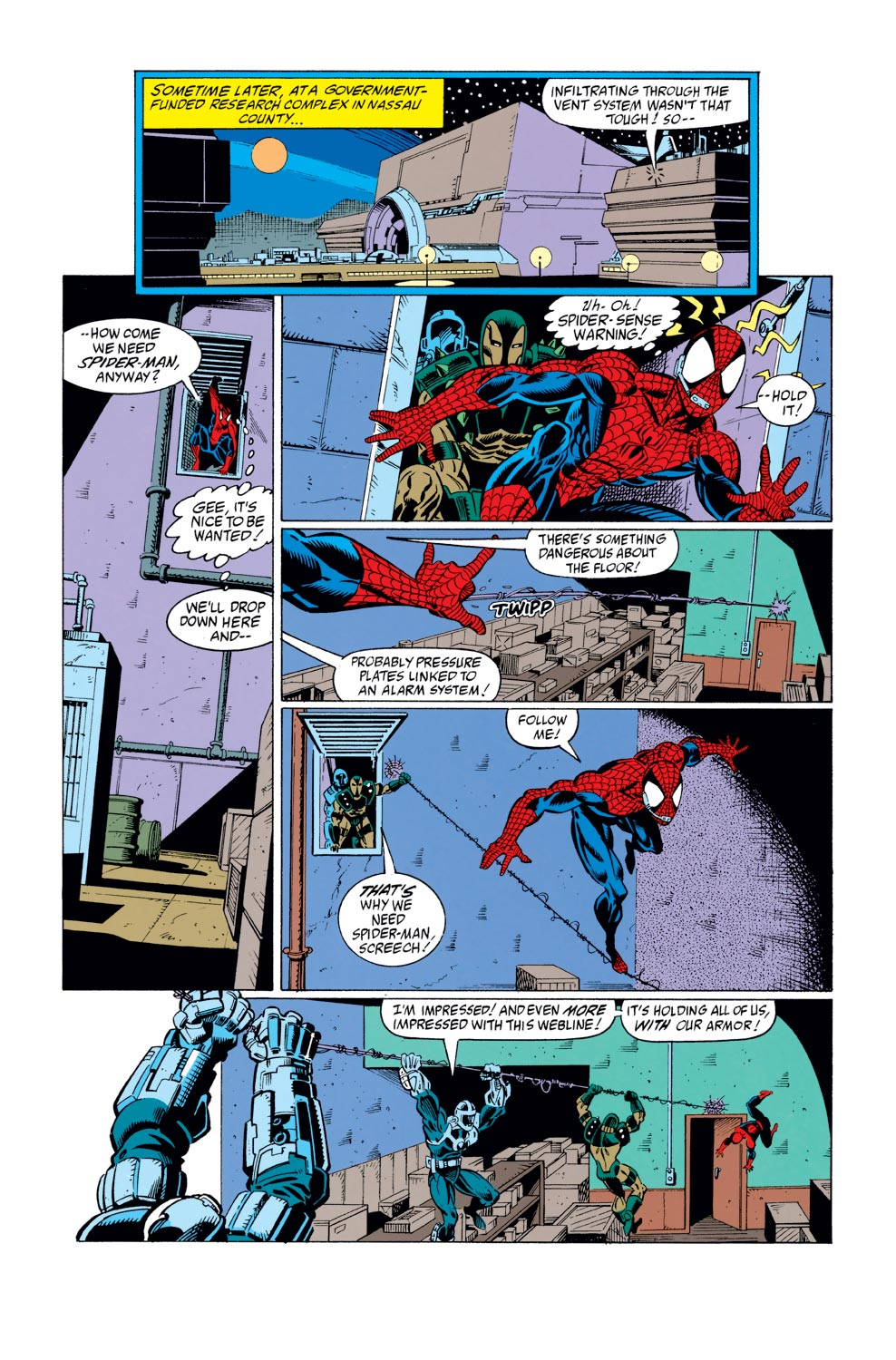 The Amazing Spider-Man (1963) 385 Page 9