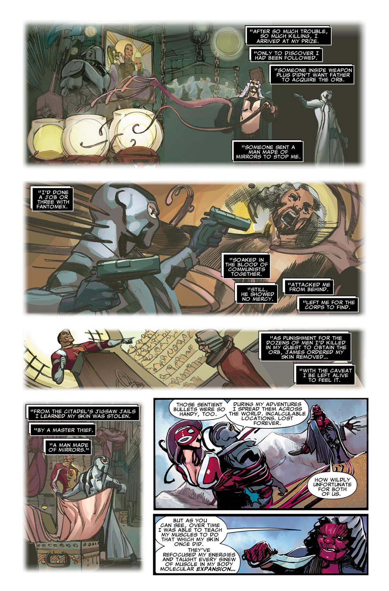 Uncanny X-Force (2010) #22 #24 - English 19