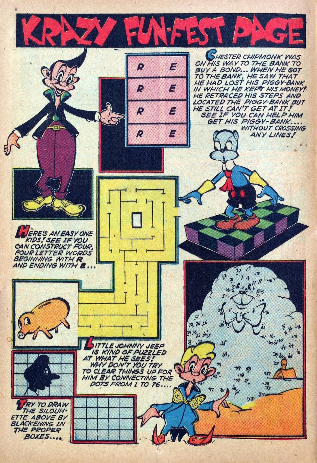 Krazy Komics issue 6 - Page 28