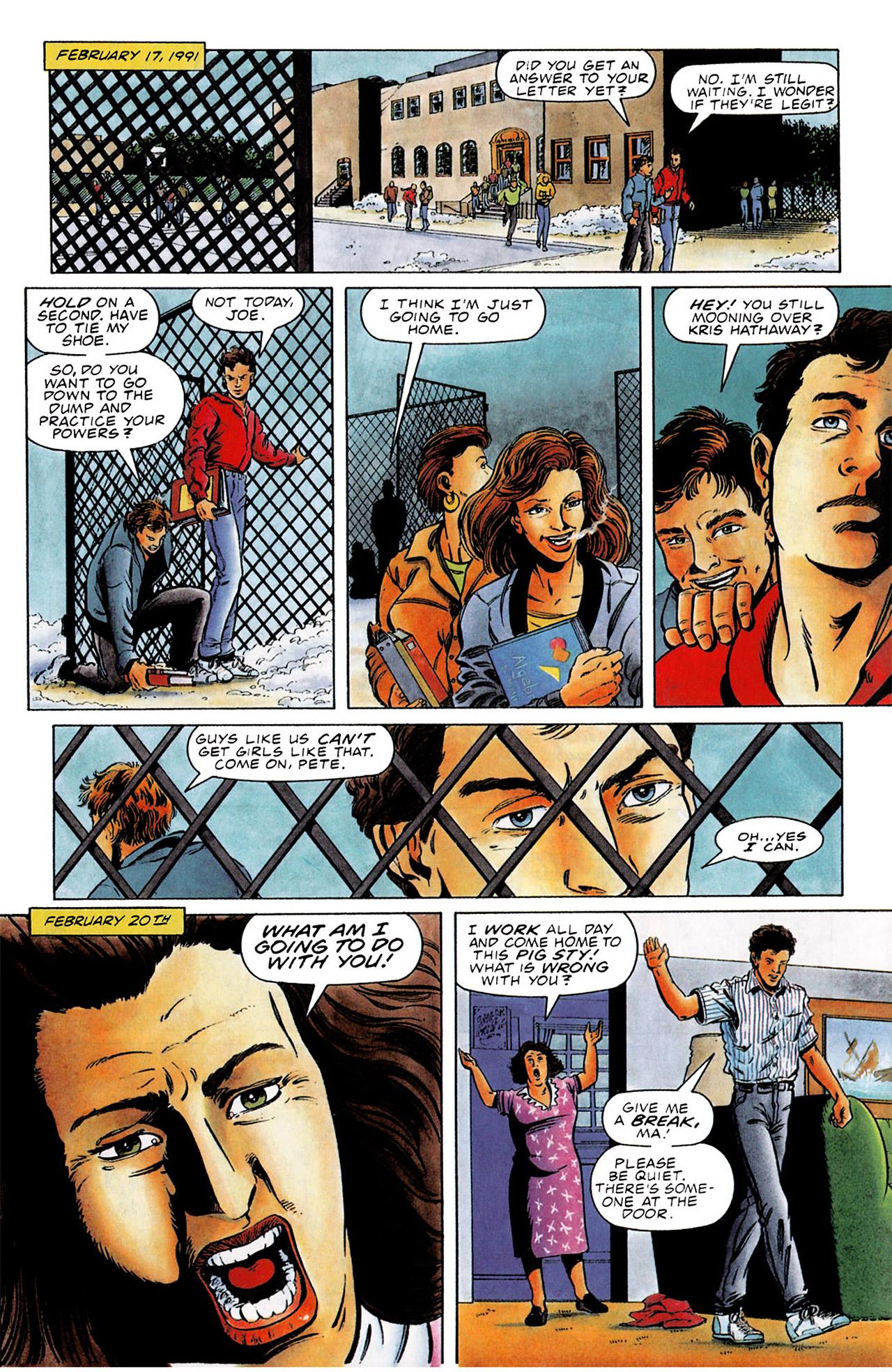 Read online Harbinger (1992) comic -  Issue #0 - 3