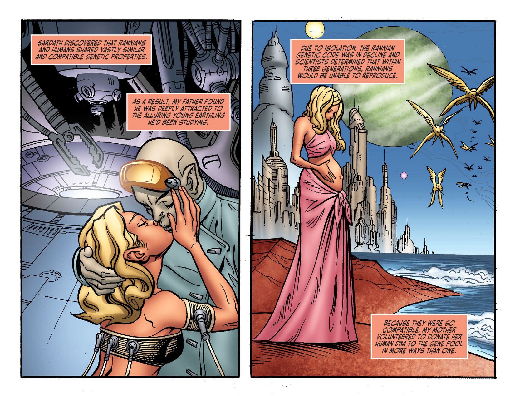 Read online Ame-Comi Girls comic -  Issue #15 - 7