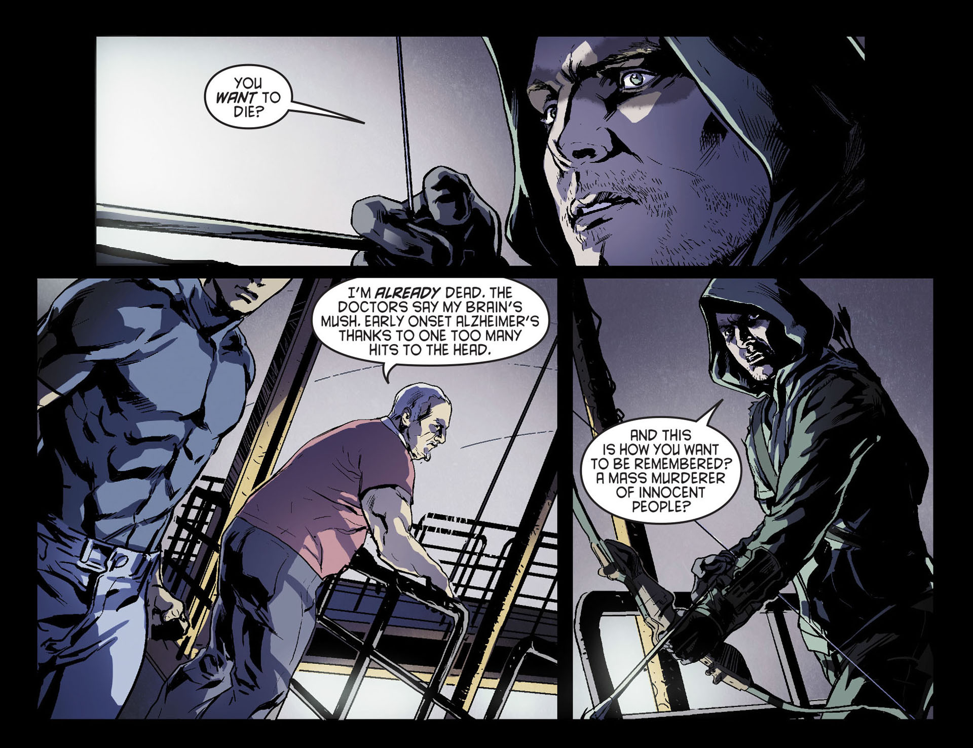 Read online Arrow [II] comic -  Issue #17 - 9