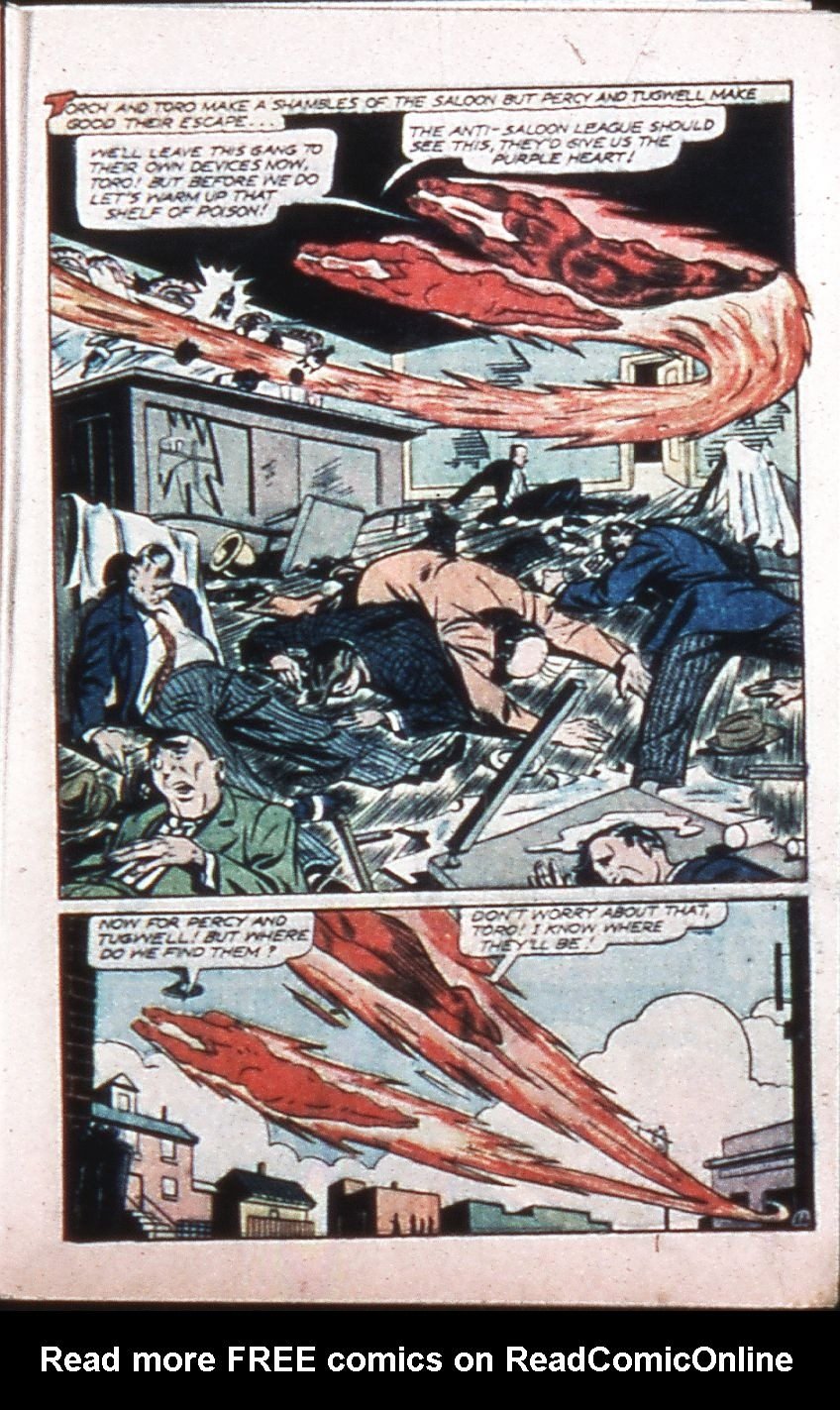 Marvel Mystery Comics (1939) issue 64 - Page 13
