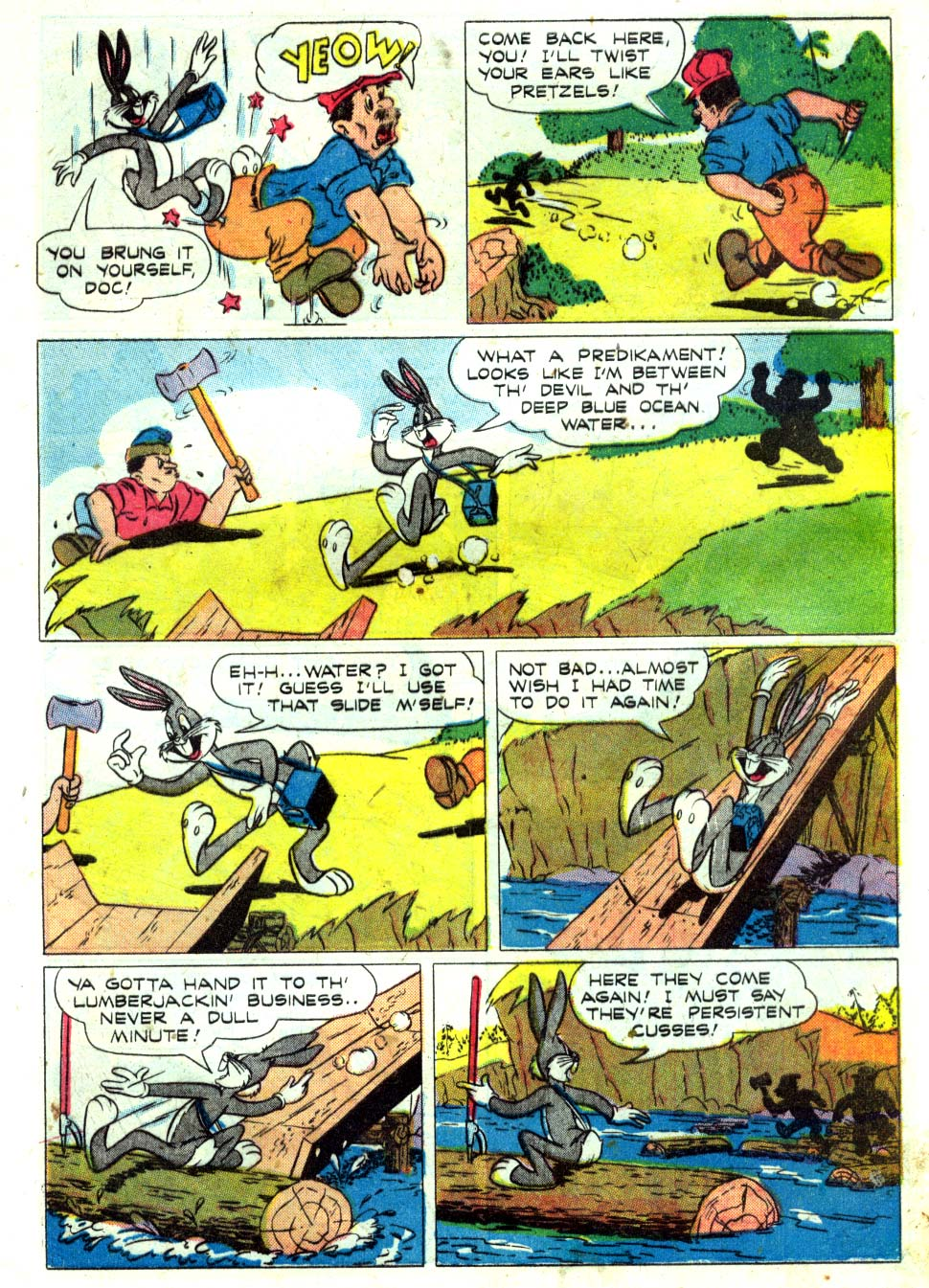 Four Color Comics issue 307 - Page 13