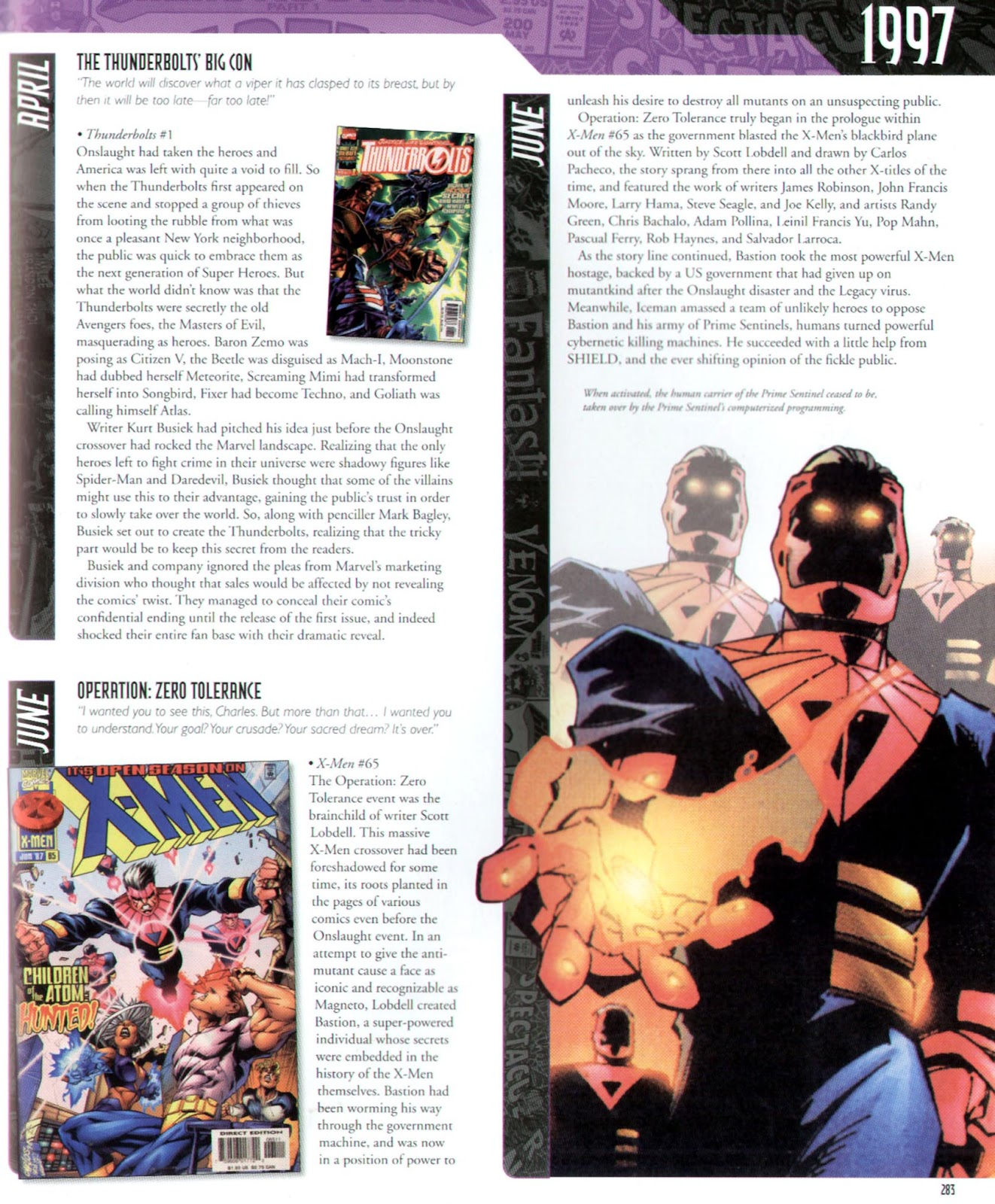 Read online Marvel Chronicle comic -  Issue # TPB (Part 3) - 68