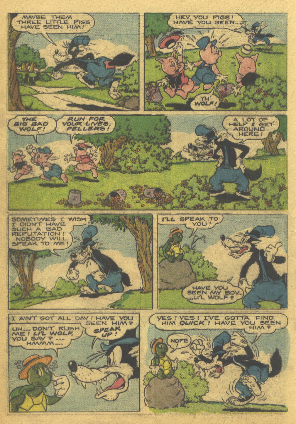 Walt Disney's Comics and Stories issue 86 - Page 24